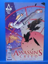 Assassin's Creed #4 Cover A Titan Comics CB11715