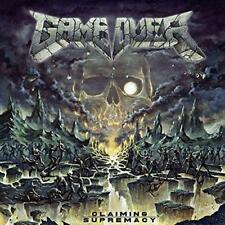 Game Over - Claiming Supremacy (NEW CD)