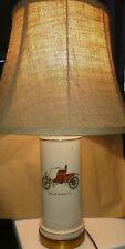 Vintage Oldsmobile Runabout 1903 Rare Lamp Anb