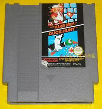 SUPER MARIO BROS / DUCK HUNT Nintendo Nes Versione Pal A ••••• SOLO CARTUCCIA