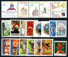 FRANCE - Lot de 20 timbres 1998(B) Neufs** MNH - Valeur faciale : 10,91 Euros