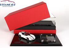 BBR Ferrari F60 America 1/43 BBRC182LCO - Lmtd 60th Anniversary - 10 pcs only!