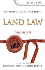 Key Facts: Land Law 3rd Edition, Bray, Judith, New Book