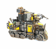 WARHAMMER 40K ARMY  ORK BATTLEWAGON, WELL PAINTED PLASTIC