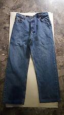 CARRERA Jeans Pantaloni usato uomo blu gamba dritta