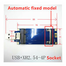 Mini Pci-E Wireless to Usb Adapter Card With Sim Card Slot Test Wwan Module