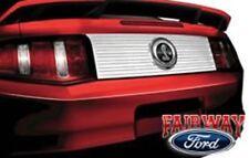 2010 2011 2012 Mustang OEM Ford Rear Decklid Trim Panel with Cobra SVT Emblem