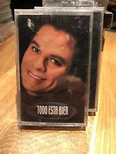 Juan Gabriel Todo Esta Bien Cassette TAPE Rare Latin Sealed