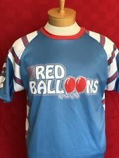 The red balloons Lax lacrosse team jersey #21 player Unc North Carolina