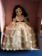 ,Scarlett, in picnic dress, 12 inches, with stand, excellent condition, in box