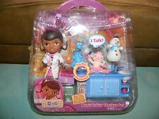 Disney Doc McStuffins Magic Talking Checkup Set NEW Figures Disney Junior Lambie