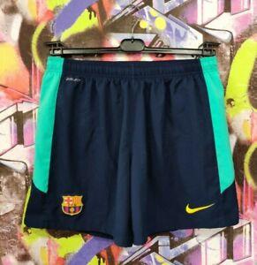 Barcelona Barca Spain 2010 2011 Away Football Soccer Shorts Nike Mens size M