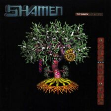 THE SHAMEN Axis Mutatis CD Album 1995 WIE NEU Destination Eschaton 90s Elektro