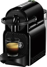 DE'LONGHI NESPRESSO INISSIA BLK ESPRESSO COFFEE MAKER MACHINE lungo capsule kcup