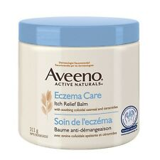 Aveeno Eczema Care Itch Relief Balm 11 oz/ 311g