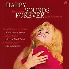 James Last Bert Kaempfert - Happy Sounds Forever (NEW CD)