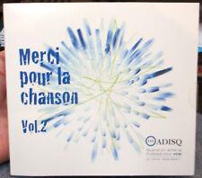 CD Merci pour la Chanson vol. 2/Variés (2005, Adisq) feat. Marie-Mai, Champion
