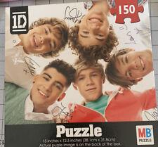 Milton Bradley Jigsaw Puzzle 1D One Direction 150 Pieces Harry Styles Liam