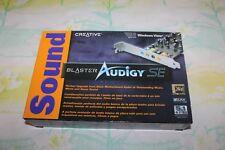 Sound Blaster Audigy SE (4L) PCI Audigy SE Sound Card SB0570L4