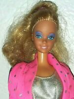 Mattel Superstar Barbie Twist N' Turn Bendable Knee Doll Philippines