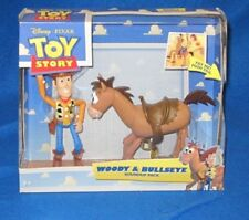 TOY STORY WOODY & BULLSEYE ROUNUP PACK R1996 NEW