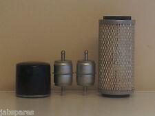 Kubota F3060, F3060E, F3060R Mowers w/V1305-FM Eng. Filter Service Kit