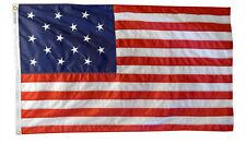 4x6 ft STAR SPANGLED BANNER FLAG Sewn Stars & Stripes Outdoor Nylon USA MADE