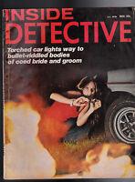 November 1972 Inside Detective Magazine- Kate Webster,