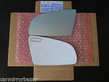 506LF Audi A3 A4 A6 RS4 S4 S6 Mirror Glass + FULL SIZE ADHESIVE Driver Side Left