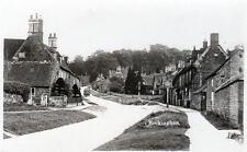 Rockingham Nr Corby Uppingham (B) Sondes Arms Pub unused sepia RP old postcard