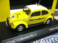 VW Volkswagen Käfer 1300 ADAC Service 1983 RAR Minichamps PMA 1:43
