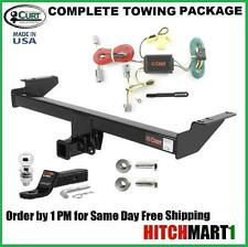 "2005-2014 VOLVO XC90 XC 90 CLASS 3, CURT TRAILER HITCH PACKAGE  2"" TOW RECEIVER"