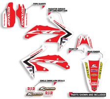 2005 2006 2007 2008  HONDA CRF 450R CRF450R GRAPHICS KIT DECAL MOTOCROSS DECALS