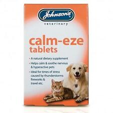 Johnsons Calm Eze Cat And Dog 36 Tablets