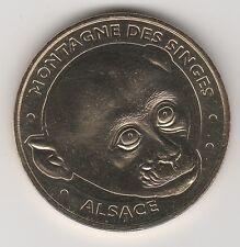 -- 2012 MONNAIE DE PARIS -- 67600 MONTAGNE DES SINGES / ALSACE