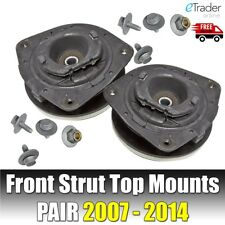 FOR Nissan Qashqai 2 X Front Strut Top Mounts Mount Pair New 2007-2014 Quality