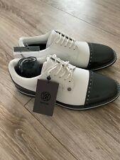 New listing G Fore Cap Toe Gallivanter shoes 10 White/Grey sz 10