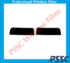 Citroen C4 3 Door Hatch 2004-2010 Pre Cut Window Tint/Window Film/Limo/Sun Strip
