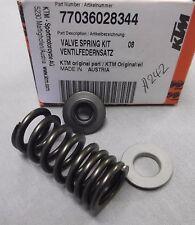 Genuine KTM EXC-F250 SX-F250 Inlet / Exhaust Valve Spring Set 77036028344