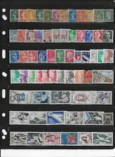 France stamp collection lot 43