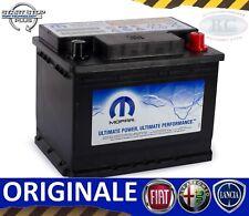 BATTERIA MOPAR ORIGINALE FIAT 12V 60AH 500A SPUNTO START & STOP 2 ANNI GARANZIA