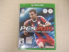 *NEW / SEALED* PES 2015 - Pro Evolution Soccer (Xbox One, 2014)