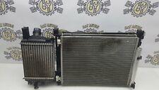 RENAULT CLIO MK4 1.5 DCI K9KE628 MANUAL COMPLETE RADIATOR PACK WITH FAN '16-19