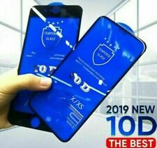 Screen Protector for iPhone XR,XS,X,Pro,MAX 8 9HCurved FULL COVER TEMPERED GLASS