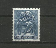 Vatican 1966 Works 55 Lira MNH Vaticano