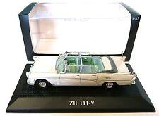 ZIL 111-V 1:43 Leonid BREJNEV 1960 USSR NOREV DIECAST MODEL CAR MODELL AUTO