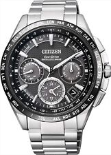 CITIZEN Watch ATTESA Eco-Drive GPS F900 needle indicator type CC9015-54E Men's