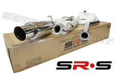 SRS CATBACK EXHAUST SYSTEM 04 05 06 07 SCION TC JDM 08 09 10