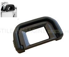 OCULARE GOMMA COMPATIBILE EF EYECAP EC1 CANON rubber eye D 700 650 100 1100 1200