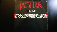 "JAGUAR This Time 12"" Vinyl Record (Original Pressing)"
